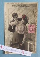 CPA Quoique N'étant Pas FAUST Je Vous Voudrais Ma MARGUERITE - à Mlle Mignon Rue De Charonne - Fantaisie - Paris - Parejas