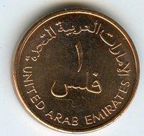 Emirats Arabes Unis United Arab Emirates 1 Fils 1425 - 2005 UNC KM 1 - United Arab Emirates