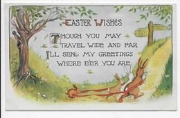 """Tuck """"Comic Easter"""" 1039 - Easter"""