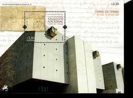 Por. Block 320 Nationalarchiv  ** MNH Postfrisch - Blocs-feuillets