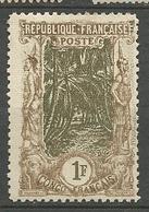 CONGO N° 39 NEUF*  CHARNIERE    / MH - Französisch-Kongo (1891-1960)