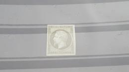 LOT 460450  TIMBRE DE FRANCE OBLITERE N°11 - 1853-1860 Napoléon III.