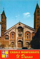 1 AK Italien * Der Dom Di Sant'Evasio In Der Stadt Casale Monferrato - Provinz Alessandria - Erbaut Im 12. Jahrhundert * - Other Cities