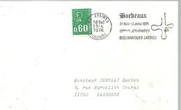 POSTMARKET  1976 FRANCIA - Chimica