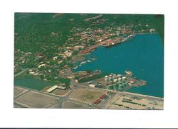 CPMJ1476 VUE AERIENNE DE LA VILLE DE PAPEETE - Polynésie Française