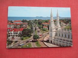 Federico Boyd Avenue  Panama City Has Stamps & Cancel   Panama  Ref 3447 - Panama
