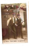 CPA Allons Petits Gars Vengeons Les Boulanger Propagande Guerre 1914 1918 1915 - War 1914-18