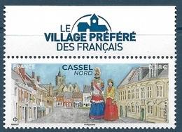 Cassel - Le Village Préféré Des Français BDF (2019) Neuf** - France