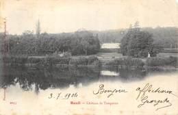 CPA 92 REUIL CHATEAU DE TANQUEUX - Rueil Malmaison