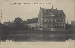 Saventhem    Château Et Ferme De Val-Marie - Zaventem