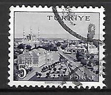 TURQUIE     -     1959 .   Y&T N° 1447 Oblitéré - 1921-... República
