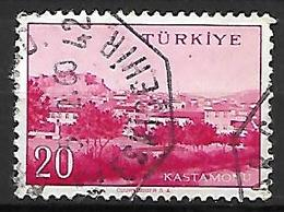 TURQUIE     -     1959 .   Y&T N° 1487 Oblitéré - 1921-... República