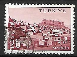 TURQUIE     -     1959 .   Y&T N° 1505 Oblitéré - 1921-... República