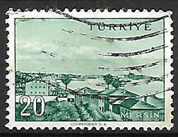 TURQUIE     -     1959 .   Y&T N° 1507 Oblitéré - 1921-... República