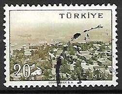 TURQUIE     -     1959 .   Y&T N° 1511 Oblitéré - 1921-... República