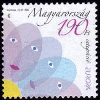 Hongrie - Europa CEPT 2006 - Yvert Nr. TP Du BF - Michel Nr. 5100  ** - 2006