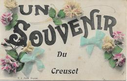 LE CREUSOT Souvenir - Le Creusot