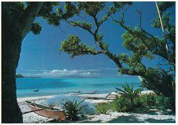 1 AK Bora Bora - Französisch Polynesien * Matira Beach With A View At Raiatea Island - French Polynesia * - Polinesia Francese