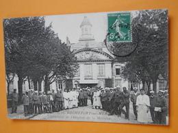 Joli Lot De 50 Cartes Postales Anciennes FRANCE  -- TOUTES ANIMEES - Voir Les 50 Scans - Lot N° 5 - Postcards