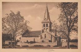 03 - MAZERIER - Eglise De Mazerier - France