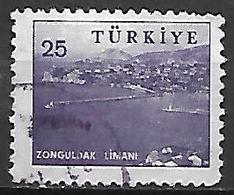TURQUIE     -     1959 .   Y&T N° 1435 Oblitéré. - 1921-... República