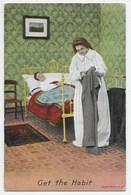 Edwardian Humour - Bamforth - 1035 - Humour