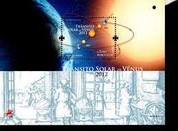 Por. Block 333 - 334  Astronomie Neuf ** MNH Postfrisch - Blocs-feuillets