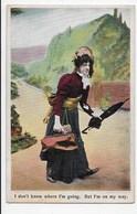 Edwardian Humour - Bamforth - 1309 - Humour