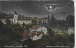 AK 0271  Mariahilsberg-Gutenstein - Mondscheinkarte Um 1917 - Gutenstein