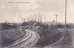 (62) - Plouvain Vor Arras   Carte  Allemande - France