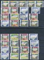 HELVETIA - Selectie Nr 362 - Automatenzegels - Timbres D'automates
