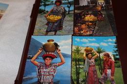 Petit Lot De 6 Cartes Postales Modernes (CPM)  Sur Le GUATEMALA - Guatemala