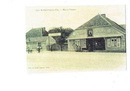 Reproduction - 21 - LES MAILLYS - Côte D'Or - Maison Vannier - Epicerie Centrale - Animation Vélo - France