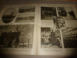 1916 LPDF:Alexandre De Serbie; Nos Tirailleurs Africains ;Général Hely D'Oissel , Etc - Revues & Journaux