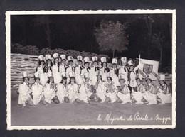 Photo Originale Les  Majorettes De Boult Sur Suippe Marne ( Majorette Twirling Baton ) - Pin-up