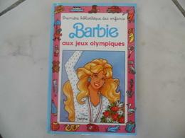 Barbie Aux Jeux Olympiques   - Mini Club - N°65 - 1992 - Edit Hemma - Sonstige