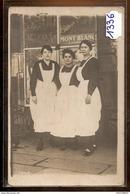 1336 CARTE PHOTO CAFE RESTAURANT A IDENTIFIER NC TTB - Cartoline