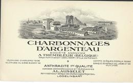 CPA Charbonnage D' Argenteau Trembleur Siège à Lodelinsart - Blegny