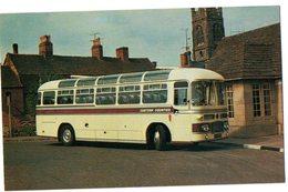 EASTERN COUNTIES LS830 1964 BUILT BRISTOL MW6G  - NVG FP - C978 - Cartoline