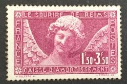 FRANCE - YT N° 256 ** - MNH - Cote: 160 € -  Prix Départ 1 € - Unused Stamps