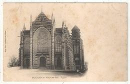 44 - SAINT-JULIEN-DE-VOUVANTES - Eglise - Saint Julien De Vouvantes