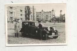 Photographie, 95 X 65 Mm , Automobile - Coches