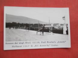 RPPC Horse Racing Trotter     Ref 3448 - Cartes Postales