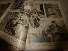 1916 LPDF: Gl Mangin; Prince Alexandre De Serbie ;Corfou;Comitadjis Bulgares;Guillemont Et Ginchy;Canon De 520;etc - Riviste & Giornali