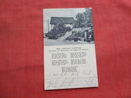 Switzerland Haus Hohenrain In Kilchberg   Has Stamp & Cancel   Ref 3448 - Andere