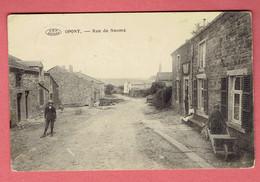 J - Paliseul-Opont - Rue De Naomé 1921 Vers Marchin - Déstockage A Petit Prix - Paliseul