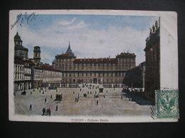 Torino-Palazzo Reale 1908 - Palazzo Reale