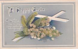 EMBOSSED EASTER CARD - Easter
