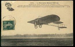 Le Monoplan Blériot VIII Bis - Aviateurs