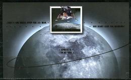 BRD - Mi Block 84 = 34xx - ** Postfrisch - 370C   Erste Mondlandung, Ausgabe 01.07.2019 - Ungebraucht